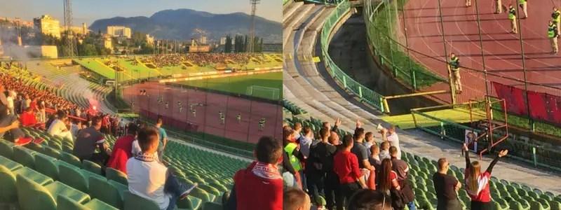 fk sarajevo football