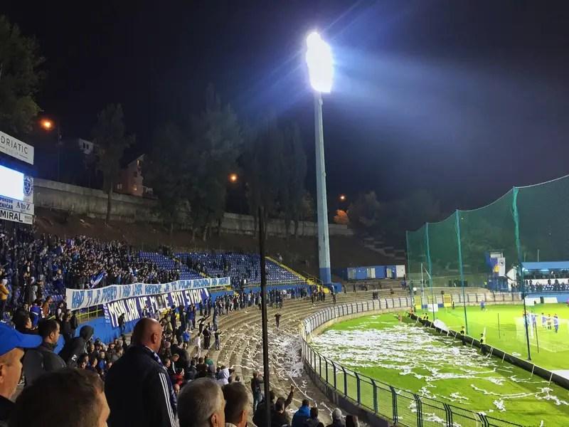 football in sarajevo