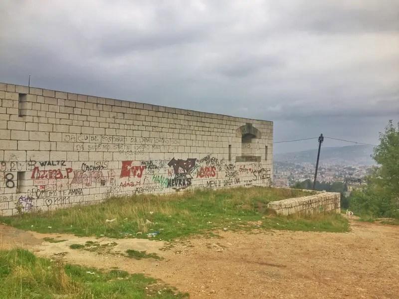 sarajevo white fortress
