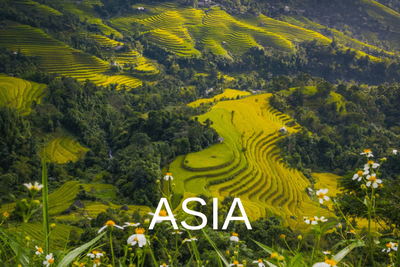 posts about asia travel