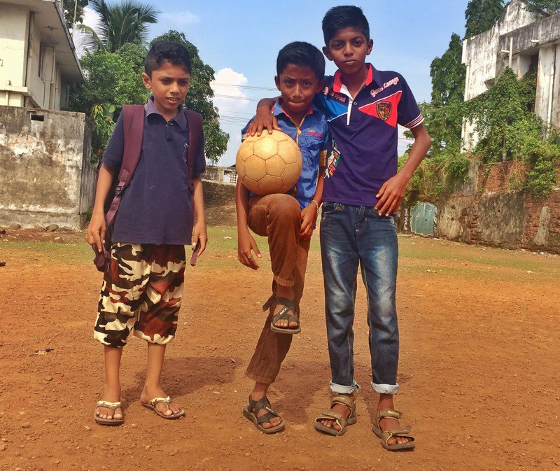 soccer is popular in india