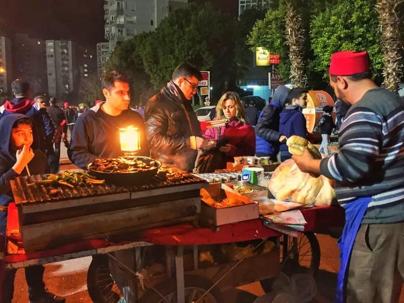 turkish kebab heaven
