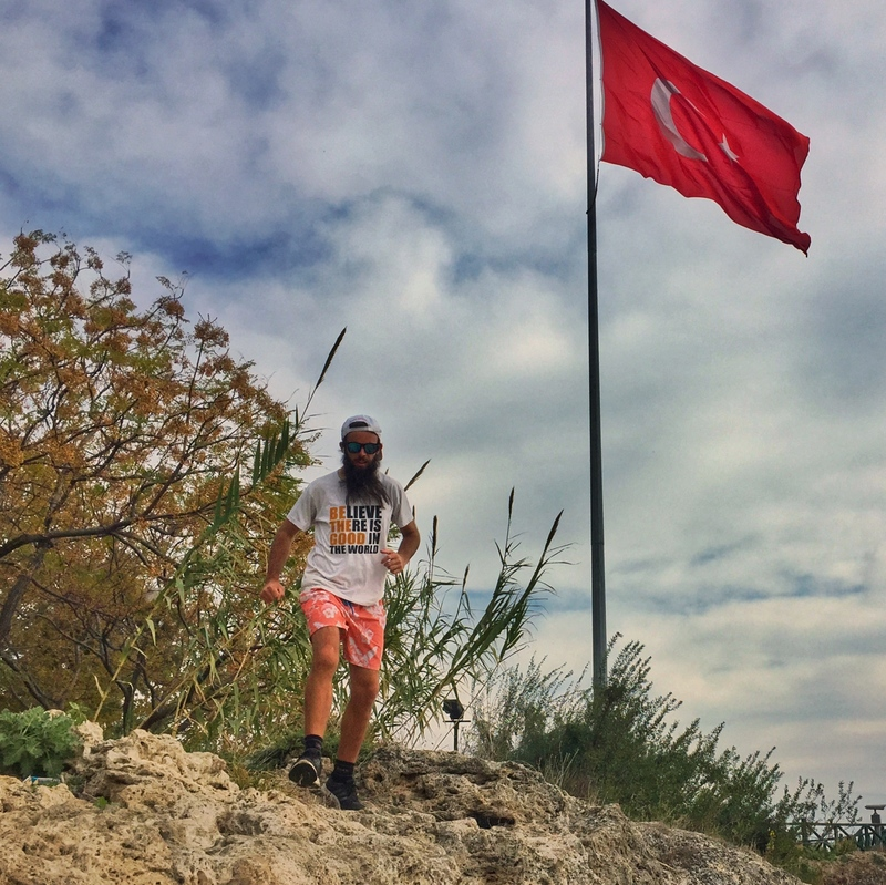 running in turkey
