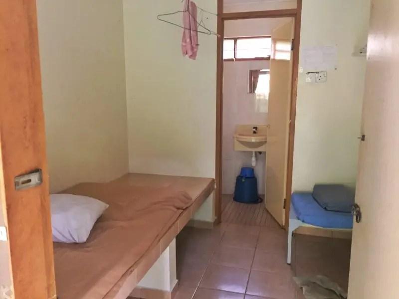 vipassana room
