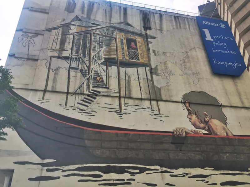 street art KL