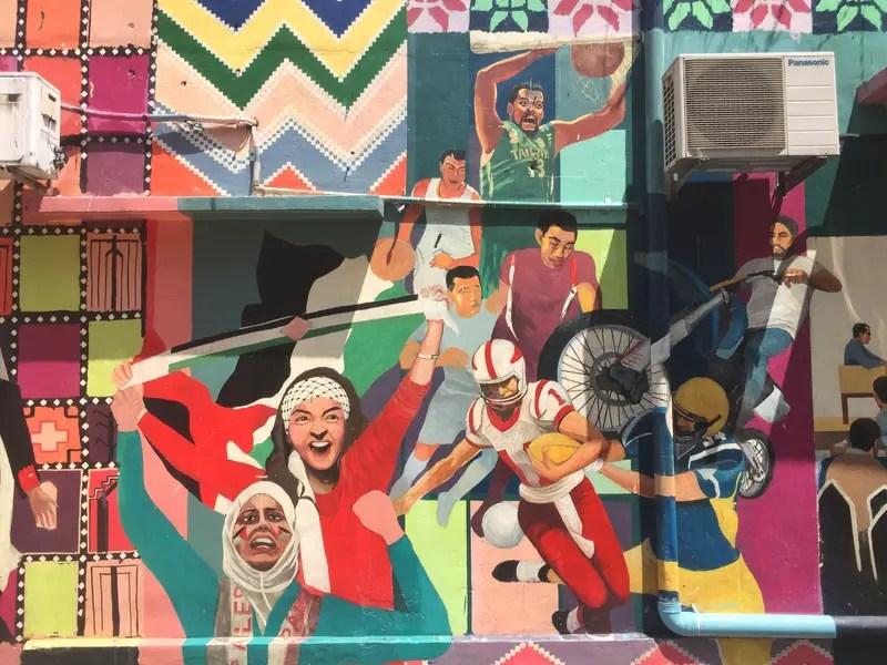 mural art work