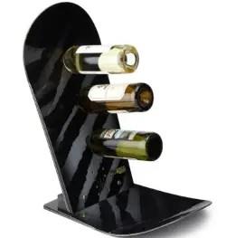 snowboard bottle rack