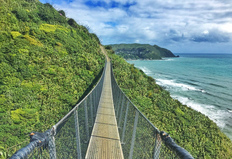 paekakariki escarpment bridges