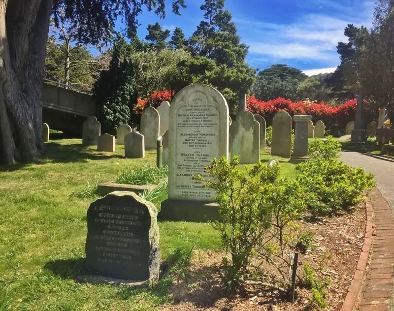 bolton street cemetery