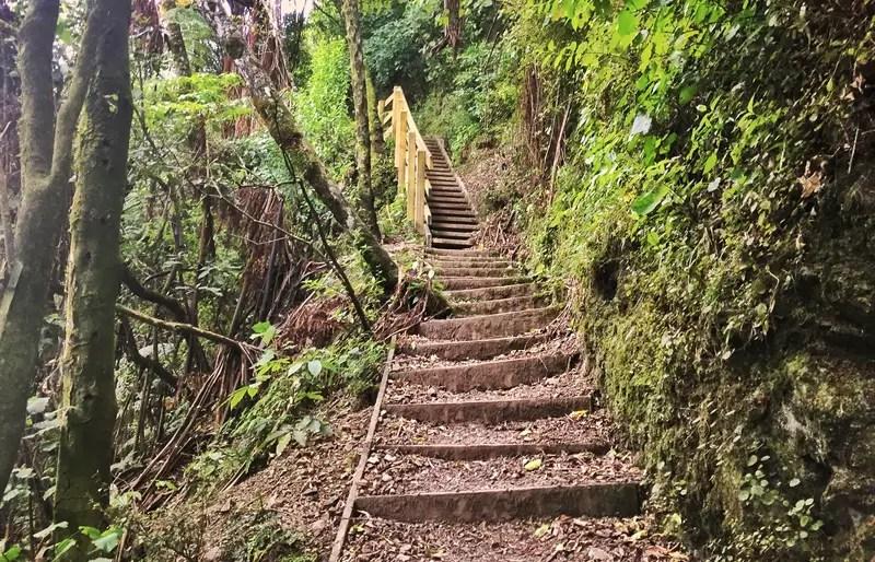 manawatu gorge stairs