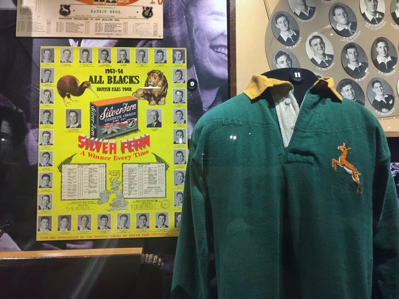 springboks rugby jersey