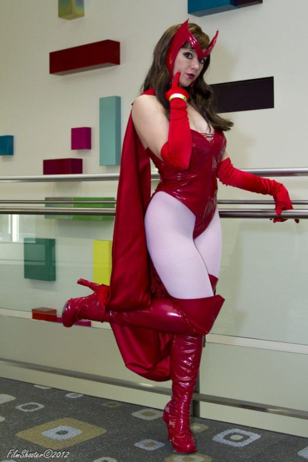 ScarletWitchCosplay 683x1024 Scarlet Witch Cosplay