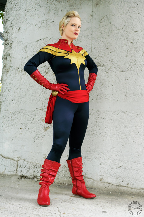 CaptainMarvelCosplay Captain Marvel Cosplay