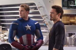 Captain America and Tony Stark 300x200 Captain America and Tony Stark