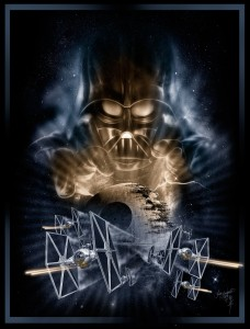 The power of vader 228x300 The power of vader