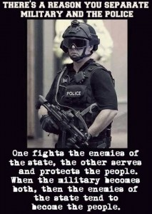 Theres a reason you separate military and police 213x300 Theres a reason you separate military and police