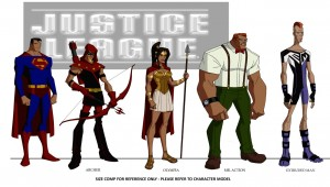 justice league size comaprisons 300x170 justice league size comaprisons