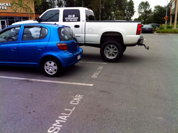 Small Car Only  Small Car Only