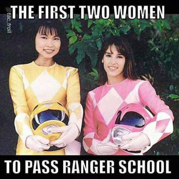 the first two women to pass ranger school the first two women to pass ranger school
