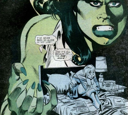 she hulk has never been so alone she hulk has never been so alone