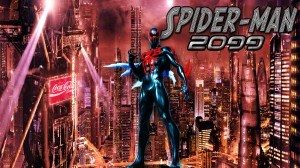 Spider-man 2099 wallpaper