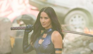 Psylocke with Sword