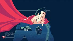 Superman – there's one thing