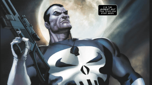 The Punisher is the Sanest Guy