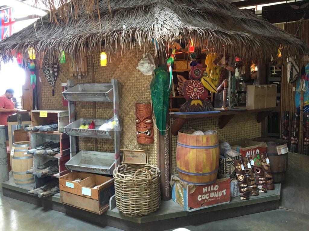 Oceanic Arts Whittier CA Tropical and Polynesian dcor warehouse  Tiki with Ray