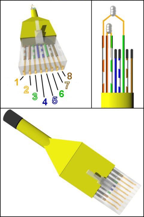 Cat5 Gigabit Wiring Diagram