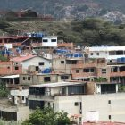 small town on hill in Venezuela