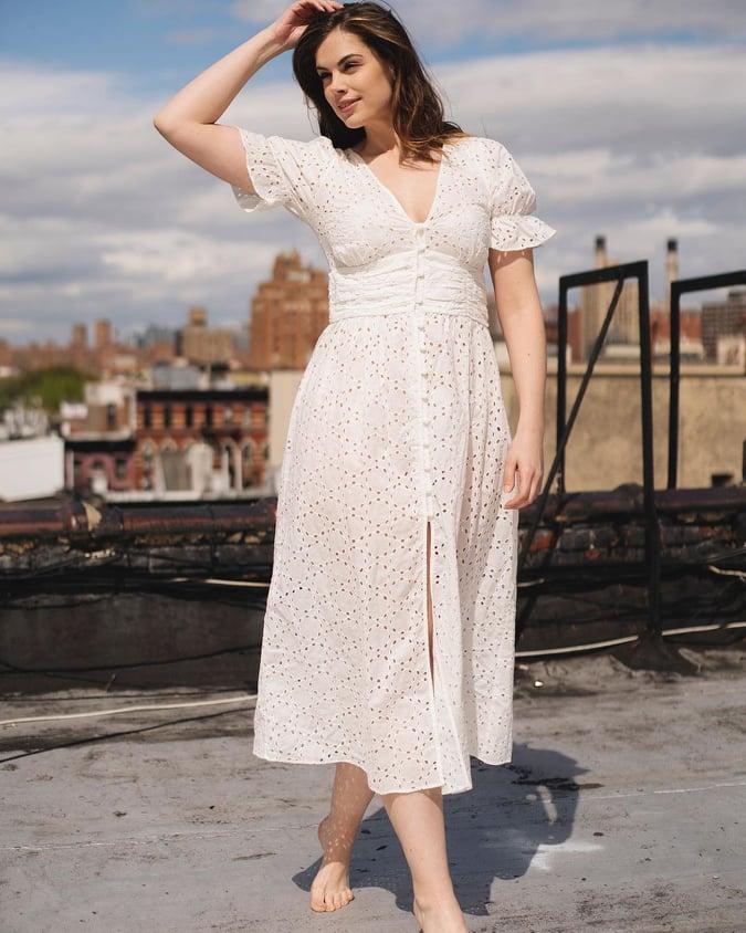 Plus Size Model - Chloe Marshall