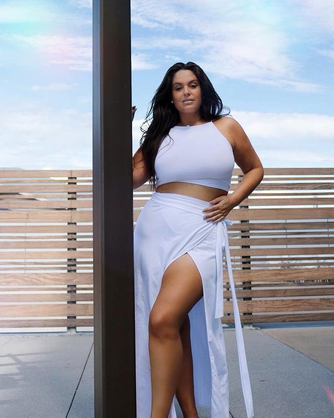 Plus Size Model - Lexi Eleni Placourakis