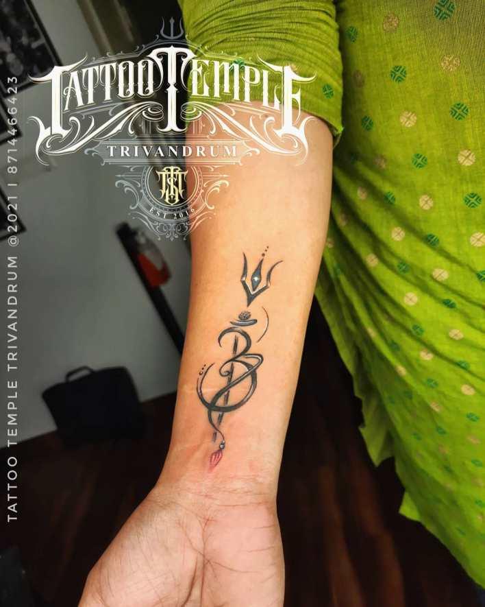 Om Tattoo Designs