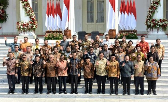 Kabinet Indonesia Maju 2019 - 2024