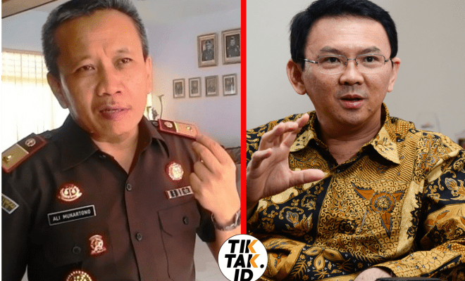 TIKTAK.ID - Ali Mukartono, Jaksa Pada Kasus Penistaan Agama Ahok Tahun 2016