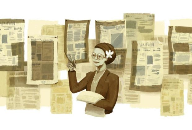 TIKTAK.ID - Ani Idrus, Sosok Google Doodle Hari Ini. Siapa Dia?
