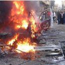 Bom Mobil Meledak di Perbatasan Suriah-Turki