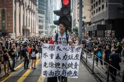 TIKTAK.ID - Situasi Demo di Hongkong