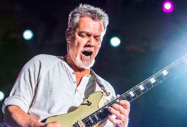 Geger Soal Darah Indonesia, Gitaris Van Halen Bangga Akui Ibunya Asli Rangkasbitung