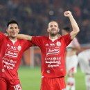 Joan Thomas, Kunci Kemenangan 1-0 Persija Lawan Persipura