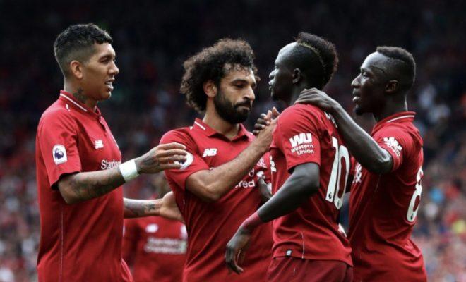 Liverpool Terjepit Jadwal Tanding Jelang Desember