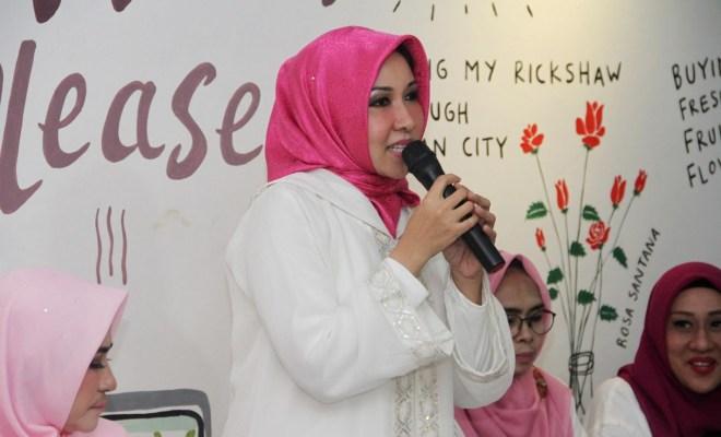 TIKTAK.ID - Rita Maharani Istri Wali Kota Medan Nonaktif Dzulmi Eldin