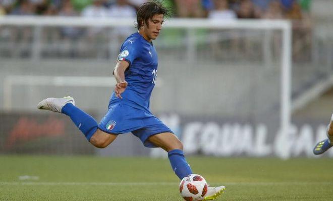 Sandro Tonali Menjadi Incaran Klub Eropa