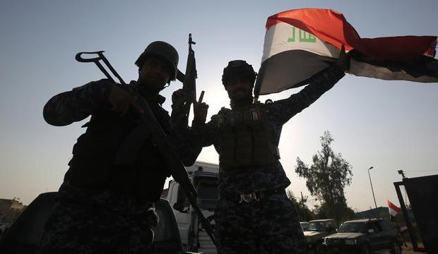 TIKTAK.ID - Tentara Irak Merayakan Kemenangan Atas ISIS