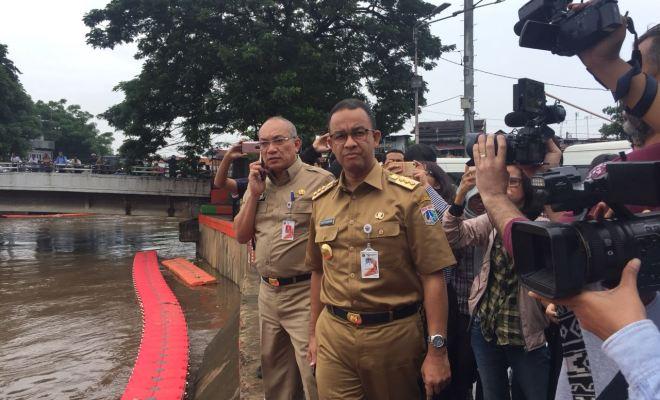 TIKTAK.ID - Anies Tuding Banjir Era Ahok Lebih Parah, Benarkah?