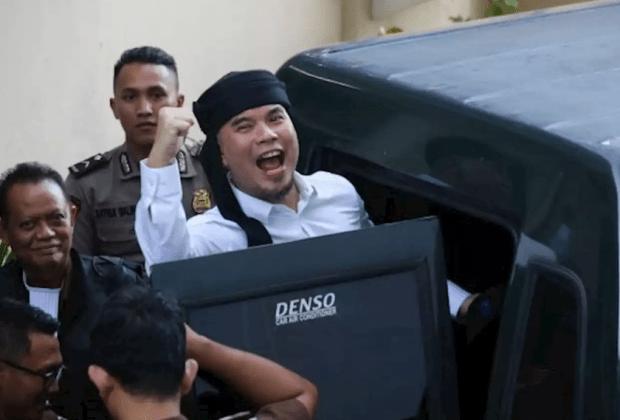 TIKTAK.ID - Bebas dari Penjara, Ahmad Dhani Akan Tahun Baruan di Rumah Prabowo