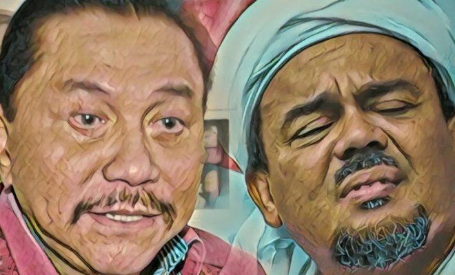 TIKTAK.ID - Mantan Kepala BIN Analisa Risiko Jika Habib Rizieq Pulang