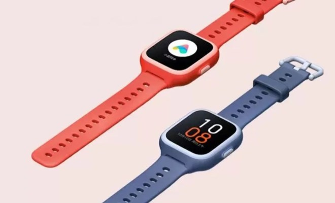 Mi Rabbit Children's Watch 2S Jam Tangan Pintar Untuk Anak Bikinan Xiaomi