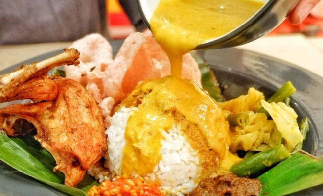 TIKTAK.ID - 5 Rumah Makan Padang yang Lezatnya Bikin Lupa Diri